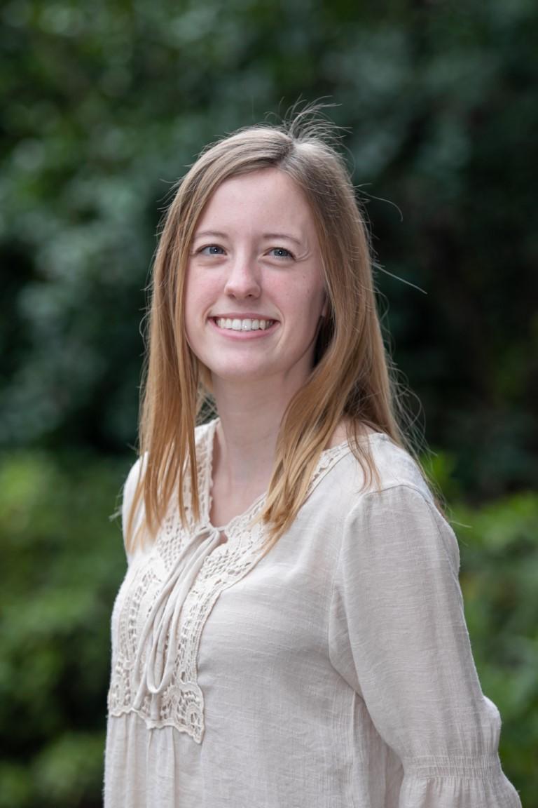 Portrait of Rachel Martin