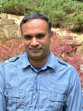 Portrait of Rajagopalbabu Srinivasan