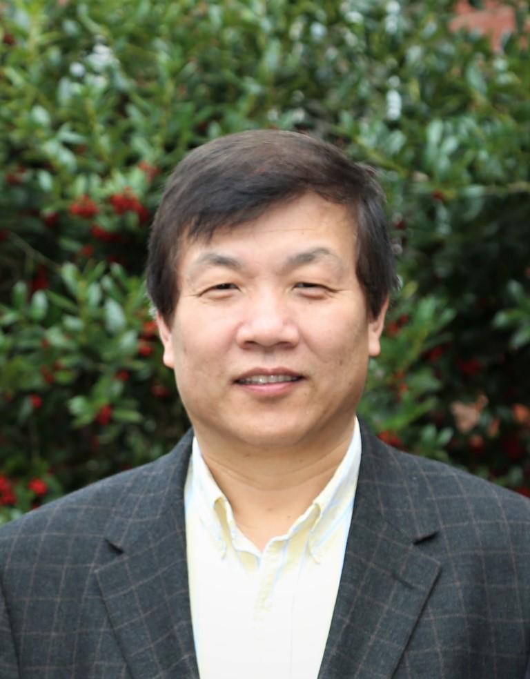 Portrait of Zenglu Li
