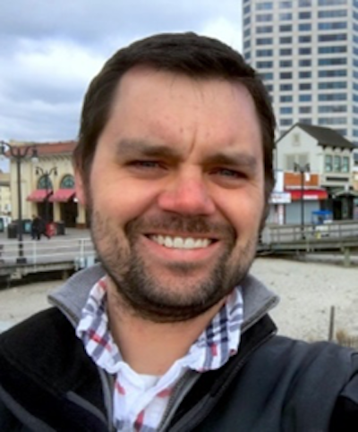 Portrait of Brett R Blaauw