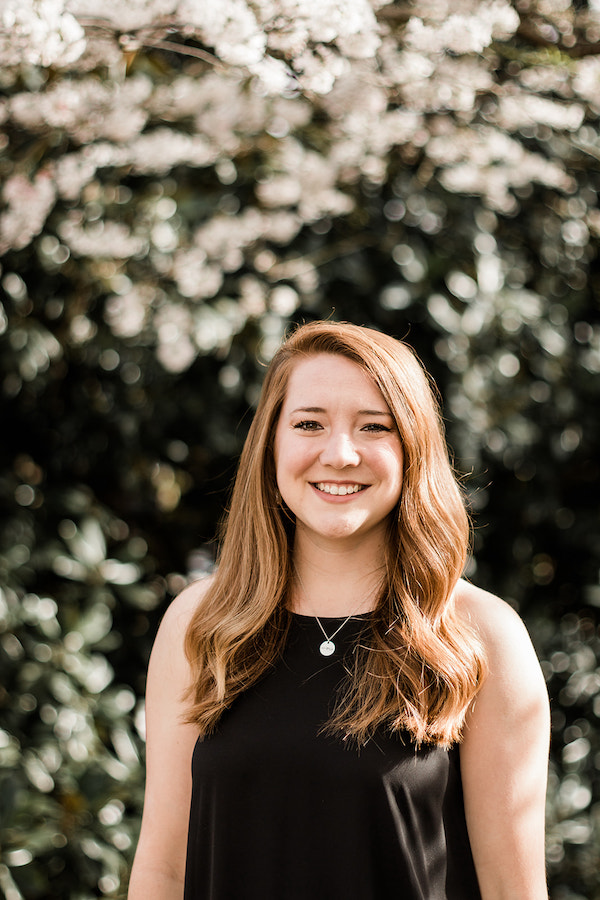 Portrait of Caroline Hinton