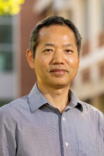 Portrait of Fanbin Kong