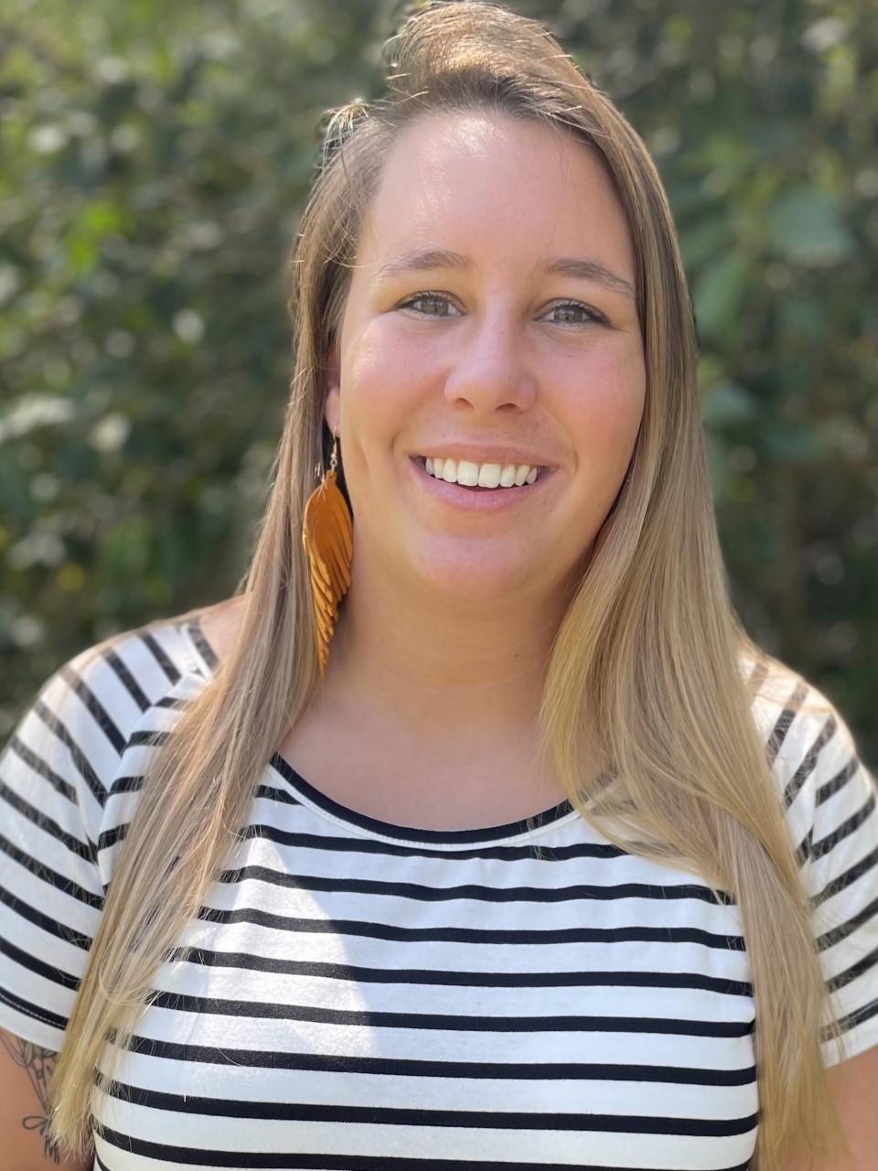 Portrait of Kayley Bolton