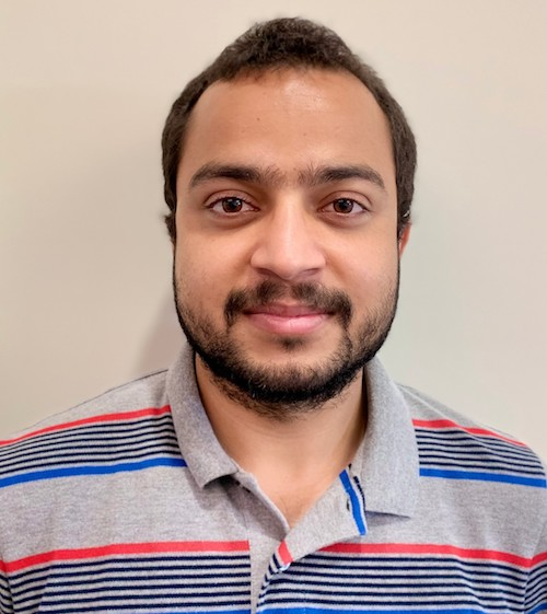 Portrait of Mahesh Ghimire