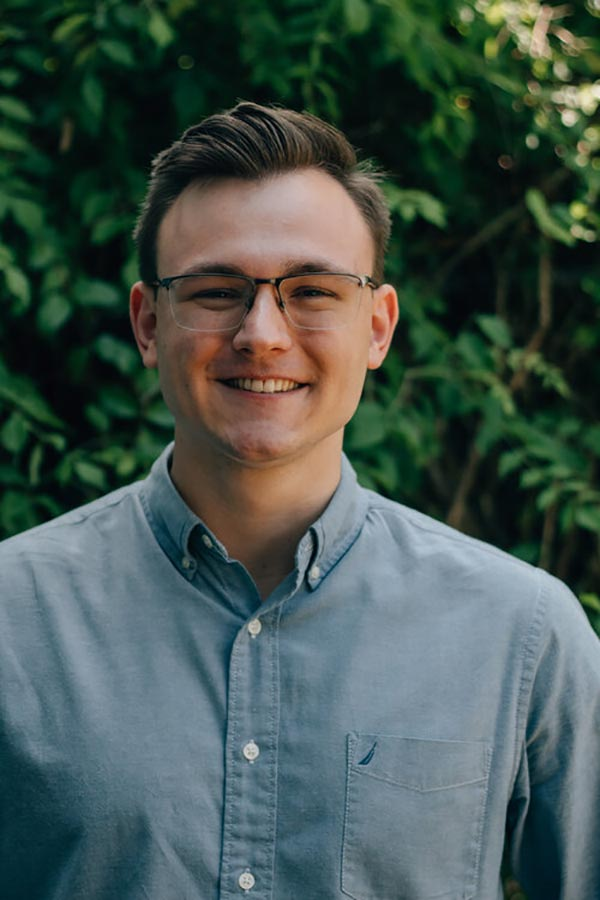 Portrait of Mason Bailey Arbeiter