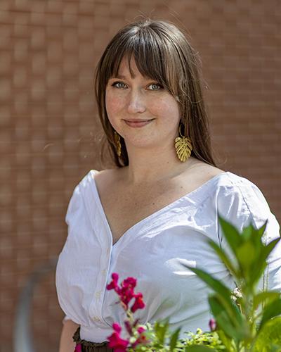 Portrait of Megan A. McCoy