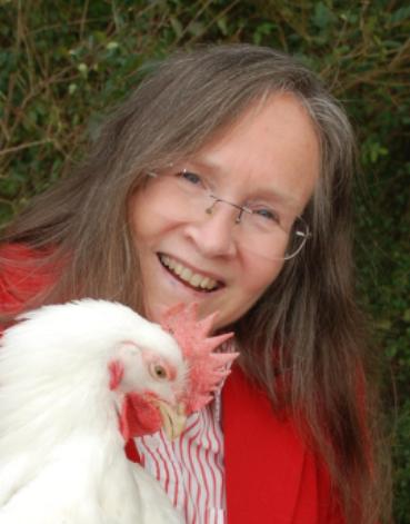 Portrait of Nancy C. Hinkle