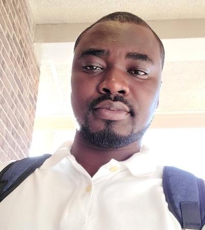 Portrait of Oluwatomi Daniel Ibiyemi