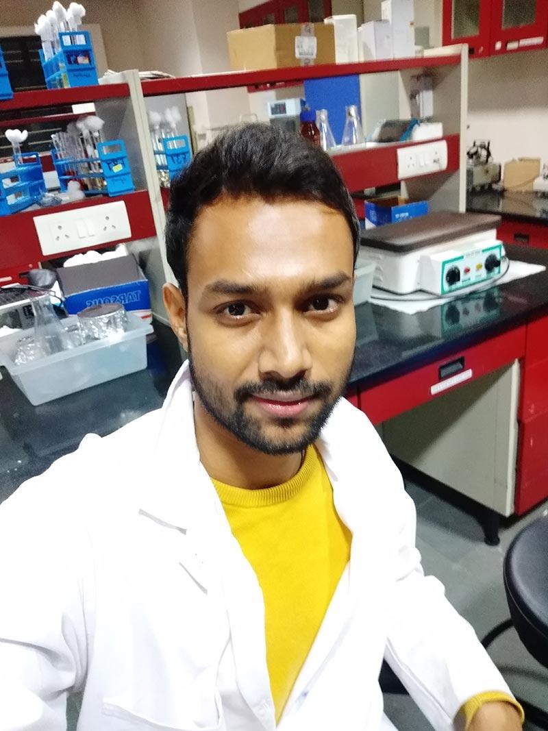 Portrait of Ranveer Pratap Singh