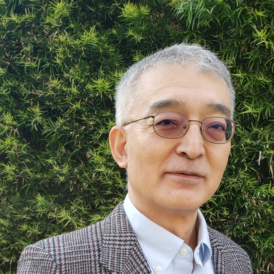 Portrait of Shogo Tsuruta