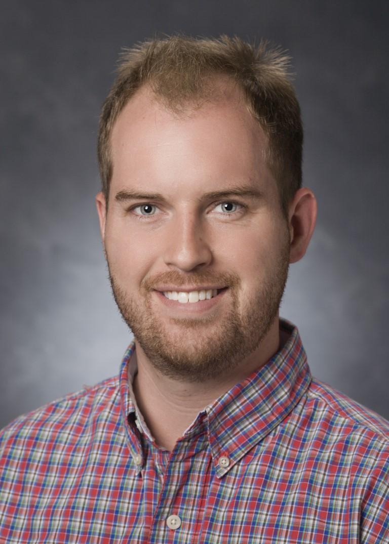 Portrait of Andrew Sawyer