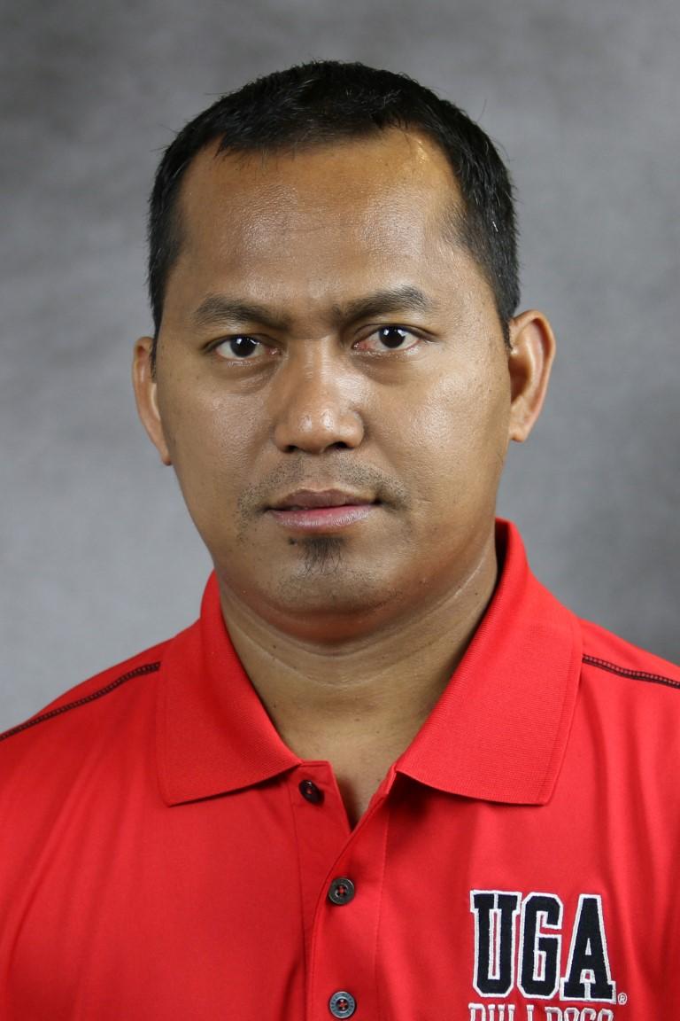 Portrait of Jeprey Gemao